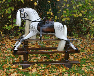 cheshire rocking horse restoration